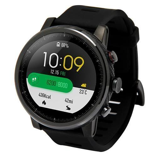 Часы Amazfit Stratos (Smart Sports Watch 2) black EU 8c2ff9327ac