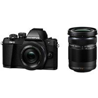 Olympus OM-D E-M10 Mark III kit Pancake Double Zoom Kit с объективами 14-42 EZ и 40-150mm