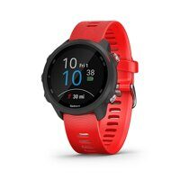 Garmin Forerunner 245 Music Lava Red