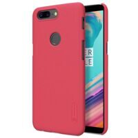 Nillkin Frosted shield для OnePlus 5T Красный